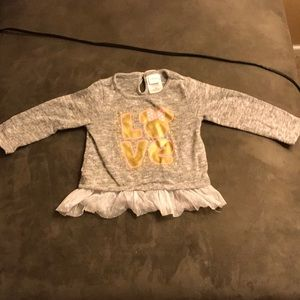 Like New Disney Baby Sweatshirt
